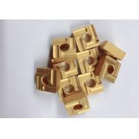 Buy cheap Lathe Turning Tools Indexable Carbide Insert , Solid Snmg Insert Square Shape from wholesalers