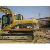 Buy cheap 320C used caterpillar hammer excavator   2003 from wholesalers