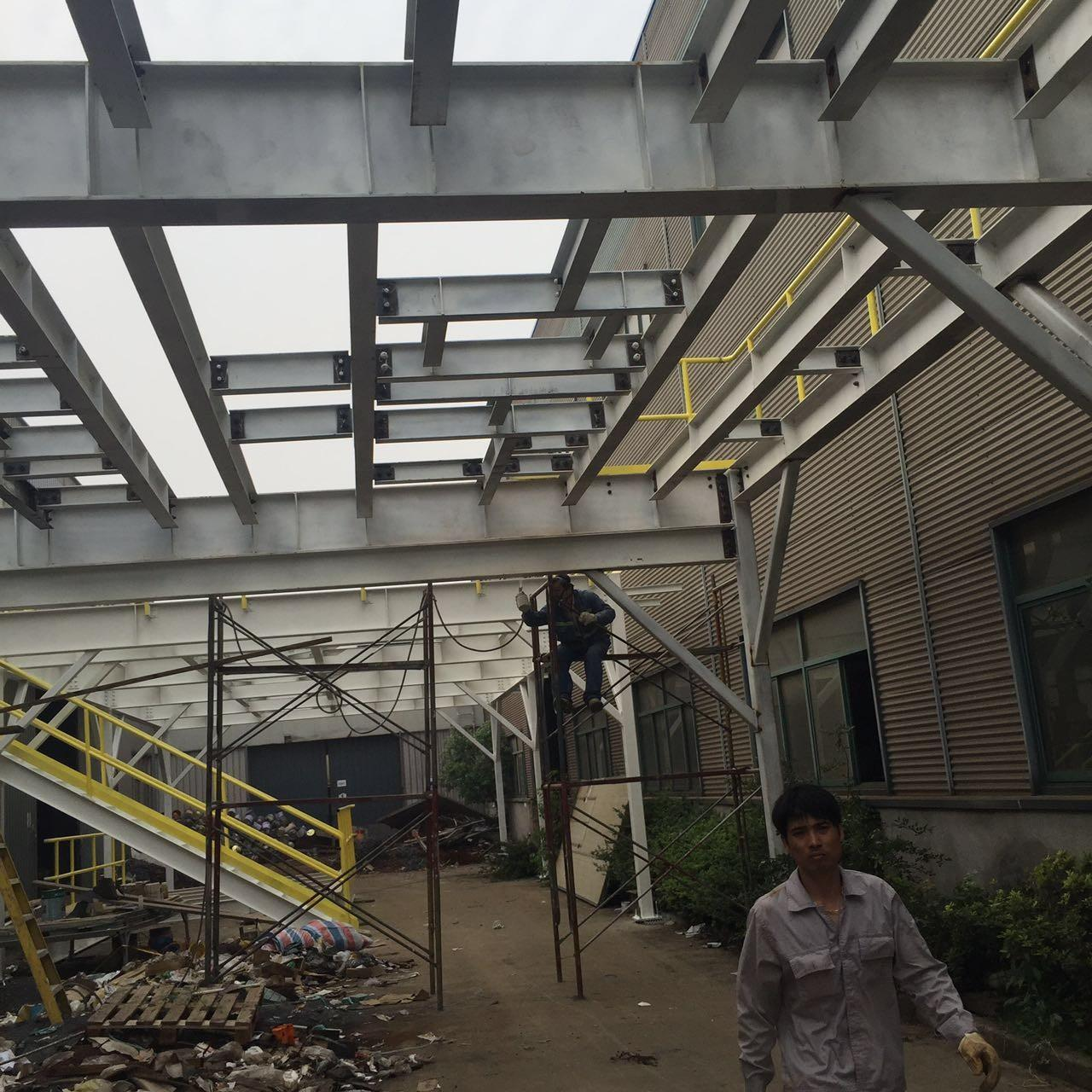 Buy cheap Light Weight Reinforced Concrete Structural Steel Platform Thermal Insulation from wholesalers