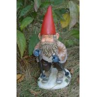 Buy cheap polyresin garden gnome decoration from wholesalers