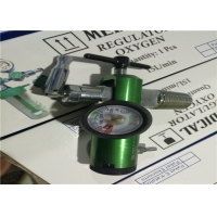 Buy cheap Main Body Brass Material Long-Size CGA 870 Pin Index Oxygen Regulator from wholesalers