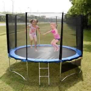 Child Garden Jumping Trampoline Manufactures