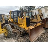 Wholesale Used CAT D5M LGP Bulldozer 6 Way Blade / Caterpillar D5 Bulldozer 121hp from china suppliers