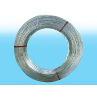 Buy cheap 8*0.65mm High Frequency Galvanized Steel Tube With Certificate of ISO9001 from wholesalers