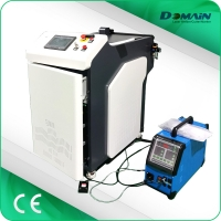 Buy cheap 1000W 1500 watt handheld laser welding machine for stainless steel carbon steel aluminum 2mm from wholesalers