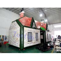 Buy cheap 0.6mm PVC Tarpaulin Inflatable Bar With Digital Printing/Hot Inflatable Pub For Adults from wholesalers