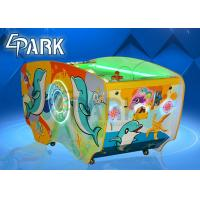 Wholesale Two Kids Playground Mini Hockey Table Video Arcade Game Machines for Auto Show from china suppliers