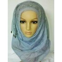 Wholesale Silk Hijab Scarf (LC-C051) from china suppliers