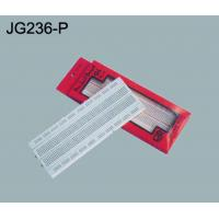Wholesale breadboard 3220 position  thermoplastic, copper alloy, constact resistance 100m max JG236-P from china suppliers