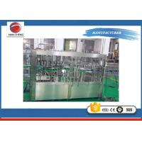 Drinking Water Auto Water Filling Machine 5.6KW 220V / 380V 3000 × 2100 × 2200mm