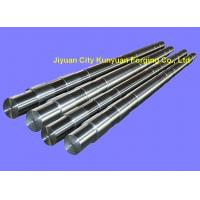 Buy cheap EAF + ESR , LF + VD 200mm - 800mm Alloy Steel Forged Steel Metallurgy Long Shafts from wholesalers
