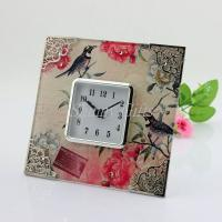 Buy cheap Shinny Gifts Home Decor Desk Clock from wholesalers