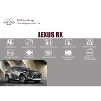 Buy cheap Lexus RX 2016+ Automatic Power Tailgate Lift Assist System Easily Control from wholesalers