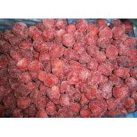 Buy cheap frozen strawberry,IQF strawberry,frozen fruits,size:15-25,25-35,package 10kg/CTN from wholesalers