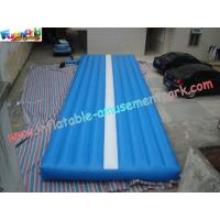 Buy cheap Inflatable Sports Game Air Tumble Track, Professional Gym Tumble Track For product