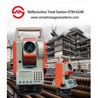 Buy cheap DTM-624R Reflector less Total Station from wholesalers