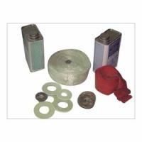 Buy cheap Single Side Polyester Film Dry Mica Tape for electrical motor from wholesalers