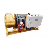 Buy cheap High Speed Electric Winch , Wire Rope Electric Pulling Anchor Winch from wholesalers