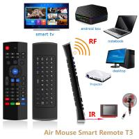 Wholesale Ir Remote Control Wireless Gyroscope Air Mouse Keyboard For Computer from china suppliers