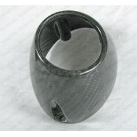 China Carbon Fiber Exhaust Pipe End Cap on sale