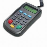 Buy cheap Small, Reliable and Secure PIN Pad, Meeting with the Strict PCI PED V2.1 from wholesalers