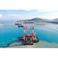 Buy cheap Dry Method Bottom Feed Vibroflot With Boat Vibro Bottom Stone Column Pile Device from wholesalers