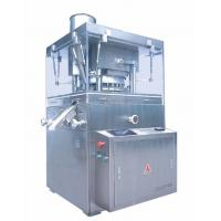 Buy cheap High Speed Automatic Tablets Compression Machine With PLC Control , 23 Unit from wholesalers