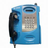 Buy cheap Metal Keypad and Vandal Resistant Auto Dial Telephone for Hallways, Airports and Malls from wholesalers