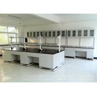 Buy cheap Pedestal System Laboratory Work Benches With 304 SUS Or DTC 105 Hinge from wholesalers