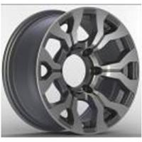 V-CH 0 ET 15 Inch Alloy Wheels Polish 4 Hole , 114.3 - 139.7 PCD Manufactures