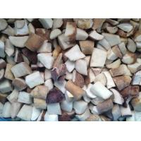 Buy cheap IQF Boletus Edulis Cubes from wholesalers