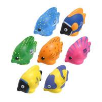 Buy cheap Tropical Fish Stress Reliever With Logo, Eco-Friendly, Novelty for promotion gifts from wholesalers