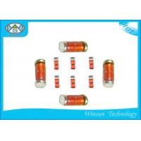 Buy cheap Red SMD / Chip 10k NTC Thermistor Resistance Glass Sealed from wholesalers