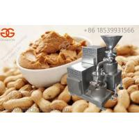 Wholesale Hot selling paste making machine for nuts supplier nuts butter making machine sale in factory price from china suppliers
