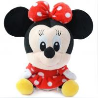 Buy cheap Disney Big Head Minnie Mouse Plush Toys from wholesalers