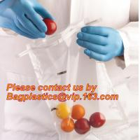 Buy cheap SAMPLING BAGS, TWIRLEM BAG, STERILE BAG, STOMACHER OPEN TOP BAG, FILTERED BAGS, product