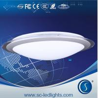 Buy cheap Ultra thin fluorescent parts led ceiling light from wholesalers