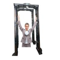 Buy cheap Portable Walk Through Metal Detector Frame For Embassies / Financial Institutions from wholesalers