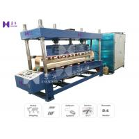Buy cheap 3T High Frequency Plastic Welding Machine Four Column Structure 0.6Mpa Air Pressure from wholesalers