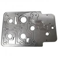 Buy cheap OEM Precision 5 Axis CNC Milling Parts for PCB / Circuit Board Parts from wholesalers