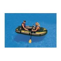 Buy cheap Lightweight inflatable rubber dinghy , rubber dinghy boat For fishing from wholesalers