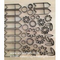 Buy cheap Scrapbook steel rule dies for flower cutting collection, from wholesalers