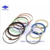 Buy cheap Kobelao SK250-6 Boom Bucket Arm Cylinder Repair Kit / SKF NOK Seal Ring from wholesalers