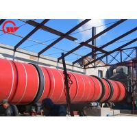 Buy cheap High Efficiency Rotary Tube Bundle Dryer For Municipal Solid Waste / Wood Chip from wholesalers