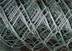 Buy cheap Electro Galvanized Bwg8 100m Length Chain Link Fences from wholesalers