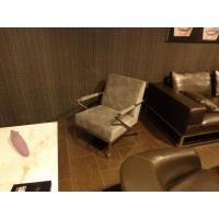 Buy cheap Fabric Living Room Leather Sectional Couch , Linen Fabric Armchairs from wholesalers