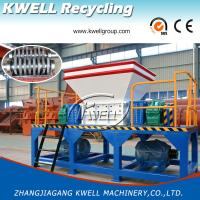 Buy cheap Waste Plastic PE PP Film Shredding Machine, Hydraulic Pusher Shredder from wholesalers