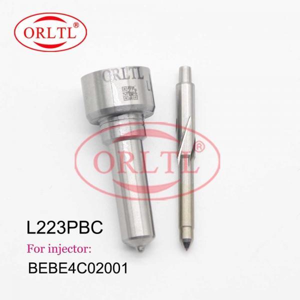 Quality Auto Fuel Injector Nozzle L223PBC Spraying Systems Nozzle L223 PBC ALLA152FL233 Oil Burner Nozzle For BEBE4C02001 for sale
