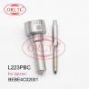 Buy cheap Auto Fuel Injector Nozzle L223PBC Spraying Systems Nozzle L223 PBC ALLA152FL233 Oil Burner Nozzle For BEBE4C02001 from wholesalers