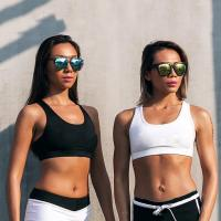 4d2169daa China Breathable Womens Sports Bras Seamless High Elastic Compression Quick  Dry on sale .